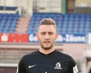 Dominik Kinscher von Eintracht Trier