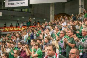Family Friday: RÖMERSTROM Gladiators vs. VfL Kirchheim Knights
