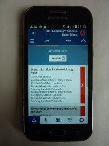 NINA App