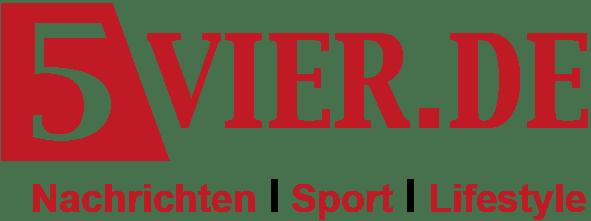 Logo 5vier Red newclaim - 5VIER Nachrichten - Sport - Lifestyle