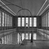 Blick in die Vergangenheit: Das Trierer Stadtbad in den 60er Jahren. - 5VIER