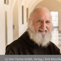 Pater Anselm Grün wird im Trifolion referieren - Foto: Vier-Türme GmbH, Verlag / Dirk Nitschke  - 5VIER