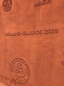 Beliebtes Fotomotiv - Roland Garros 2019. Foto: Vinzenz Anton - 5VIER