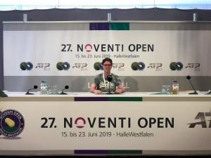 Vinzenz Anton Halle Tennis - 5VIER