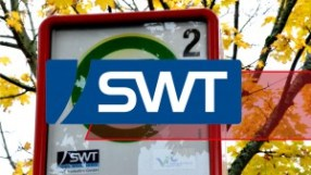 SWT Bushaltestelle - Foto: 5vier.de  - 5VIER