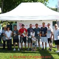 Siegerfoto 4. Telekom Cup 2018 - 5VIER