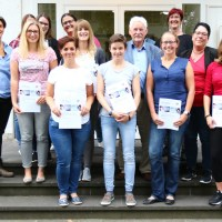 Abschluss-FVR-Leadership-Programm - 5VIER