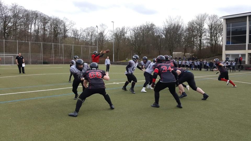 PST Trier Stampers U17 und U19 im Spiel - Foto: PST Stampers