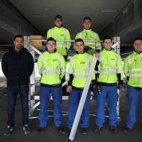 Auszubildende der Stadtwerke Trier lernen Projektarbeit