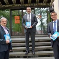 Festschrift zu 50 Jahre Landkreis Trier-Saarburg vorgestellt