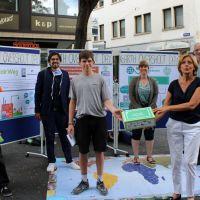 Lokale Agenda 21 macht auf Erdüberlastungstag aufmerksam