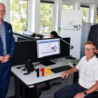 """Zehn Jahre Servicecenter 115: """"Wir lieben Fragen"""""""