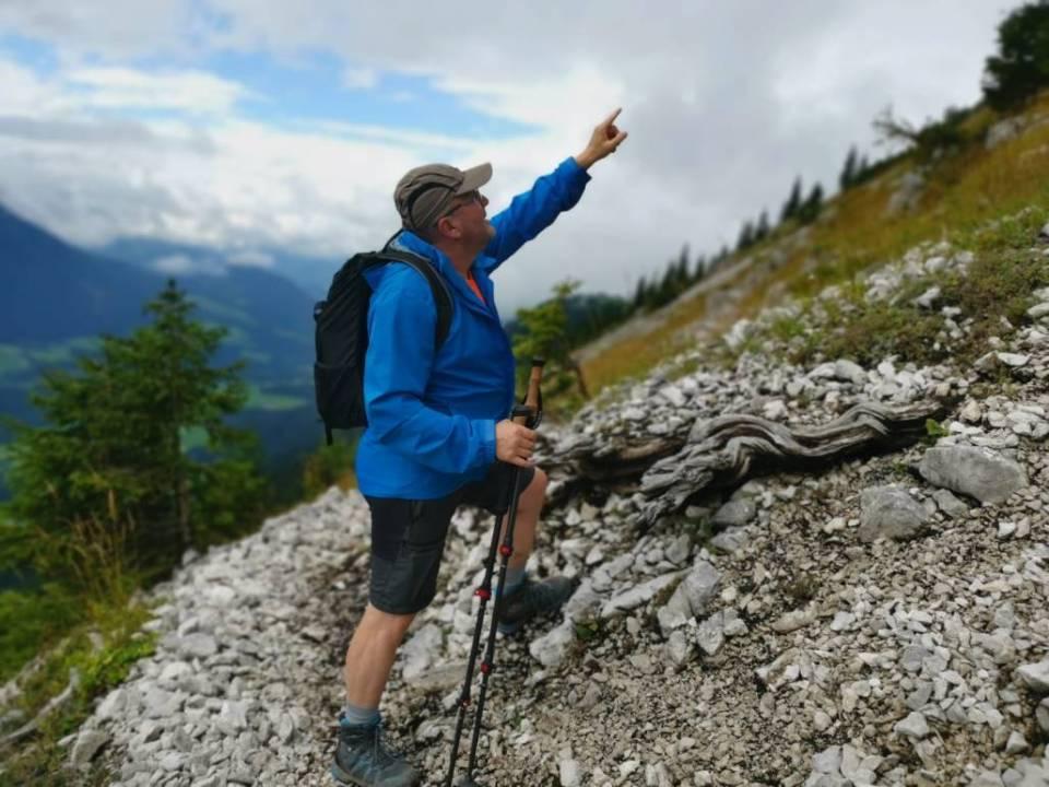#8Freunde wandern zum dritten Mal für nestwärme e.V. über die Alpen – Tag 5