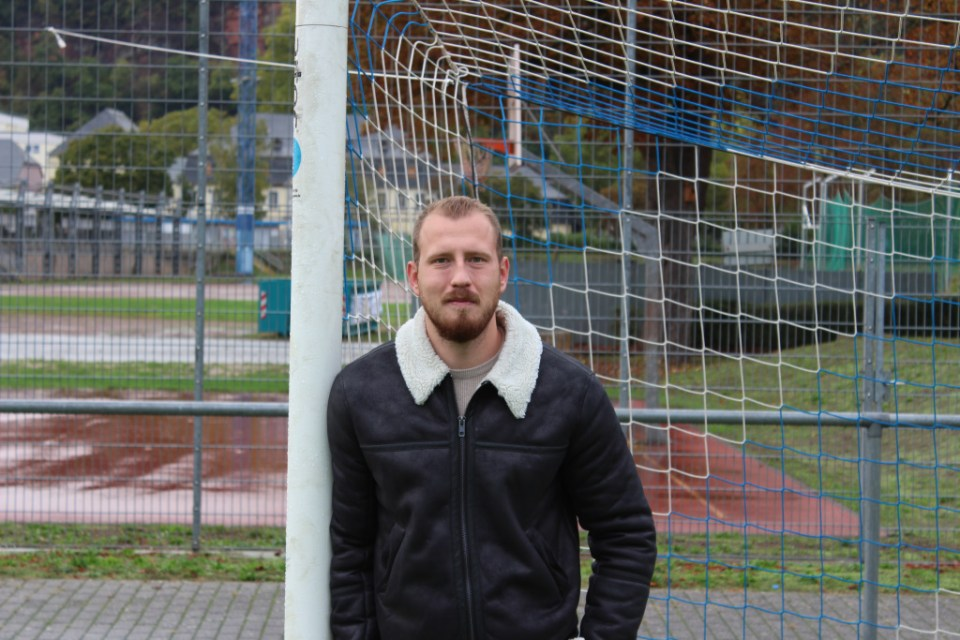 Denis Wieszolek Eintracht-Trier