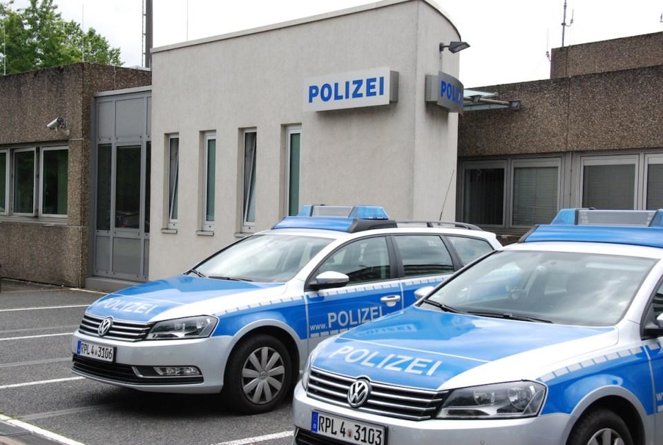 Polizeiinspektion Trier Südallee Foto: Polizeipräsidium Trier