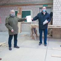 285.000 EUR für Berufsbildungs- und Technologiezentrum Bau in Kenn