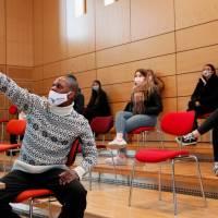 Adveniat-Gast Padre Luis Carlos aus Kolumbien setzt sich für junge Menschen ein