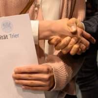 53 Talente der Universität Trier erhalten Stipendium