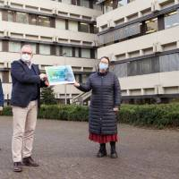 Stadtwerke Trier unterstützen Nestwärme e. V.