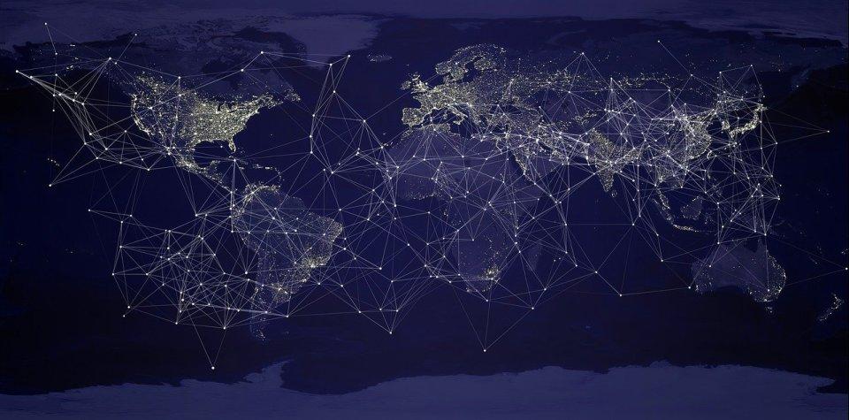 Exportorientierte Unternehmen sind eingeladen, weltweit Kontakte zu potentiellen Geschäftspartnern zu knüpfen. Bildquelle: TheDigitalArtist/pixabay.com