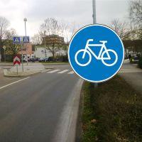 Ortsbeirat Heiligkreuz stellt Weichen für fahrradfreundlicheren Stadtteil. Bildquelle: Ortsbeirat Trier-Heiligkreuz