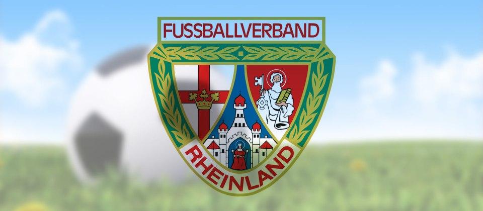 Logo Fußballverband Rheinland