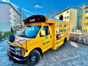 Das Mensa Mobil des Studiwerk Trier - Bild: Studiwerk Trier