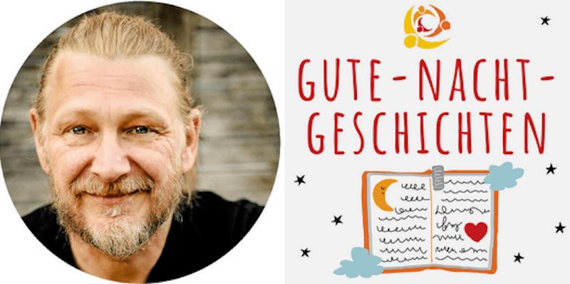 Achim Weinzen - Gute Nacht Geschichten - Foto: Nestwärme/ Achim Weinzen