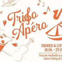 Die Trifo Apéro Reihe startet am Freitag den 18.06.2021. Bildquelle: Trifolion