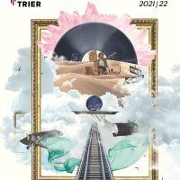 Das Cover für das neue Spielzeitheft des Theater Trier. Bildquelle: Theater Trier