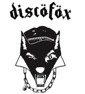 Logo des Discoföx Podcast von Johannes Schier und XXX