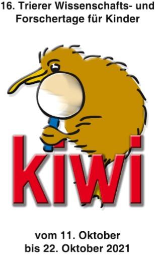 """Forschertage für Kinder: """"kiwi"""" begeistert!"""