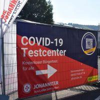 Johanniter testen an fünf Tagen pro Woche weiter auf Corona