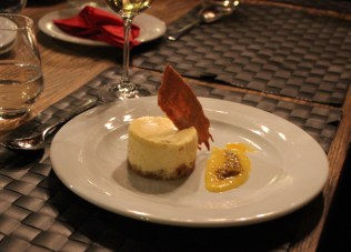 The best cheese cake we ever tried