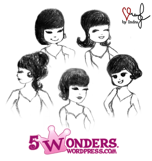 wonder girls by indra