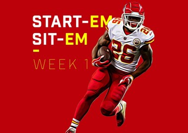 Start/Sit Questions and Week 1 Waivers