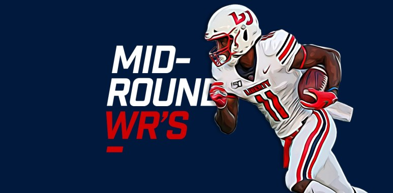 Mid Round WRs