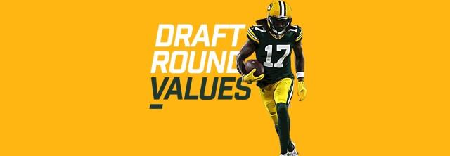 Draft Round Values - 2020 Fantasy Draft