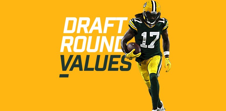 Draft Round Values - 2020 Fantasy Draft