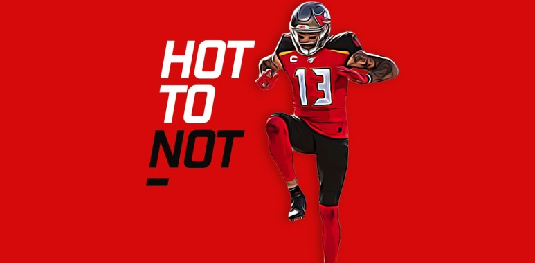 Hot to Not - Mike Evans