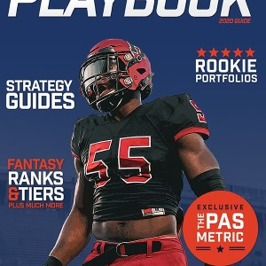 Fantasy Football Playbook - Cover