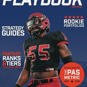 Fantasy Football Playbook - Cover