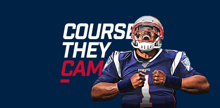 Course They Cam - Cam Newton