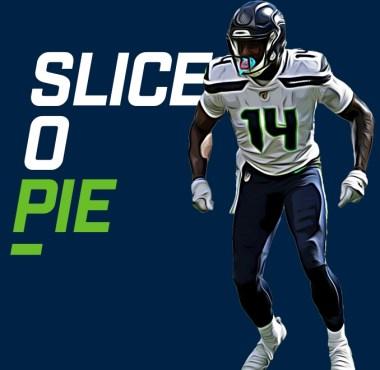 Slice o Pie - DK Metcalf