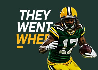 They Went Where - Davante Adams