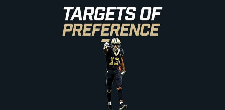 Targets of Preference - Michael Thomas