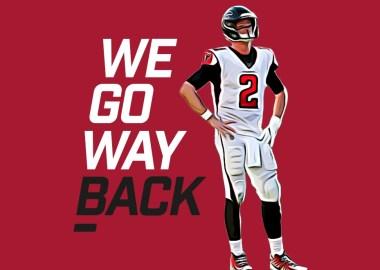 We Go Way Back - Matt Ryan