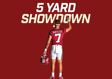 5 Yard Showdown - Spancer Rattler