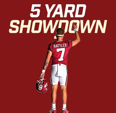 5 Yard Showdown - Spancer Rattler