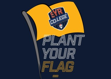 Plant Your Flag on Saturday